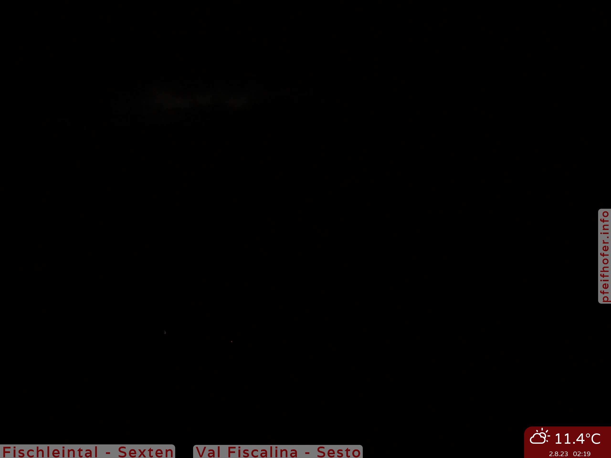 Webcam Val Fiscalina - Sesto - Dolomiti di Sesto